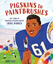 Pigskins to Paintbrushes: The Story of Football-Playing Artist Ernie Barnes