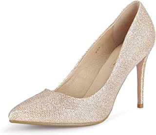 Women's IN4 Classic Pointed Toe High Heels Pumps Wedding...