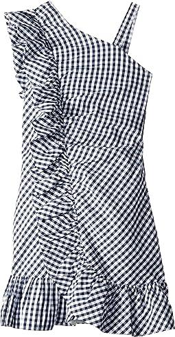 Kimmie One Cold Shoulder Dress (Big Kids)
