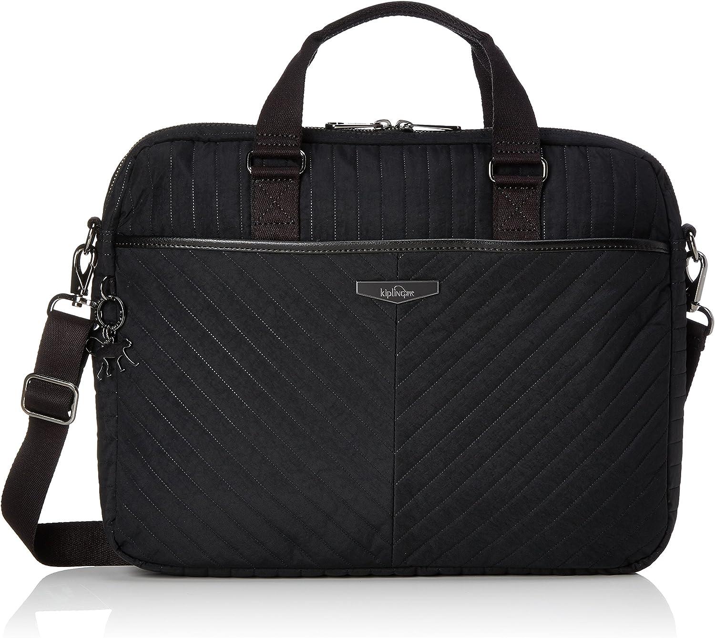 Kipling Kaitlyn, Briefcase, 40 cm, 11 liters, Black (Bold Black)