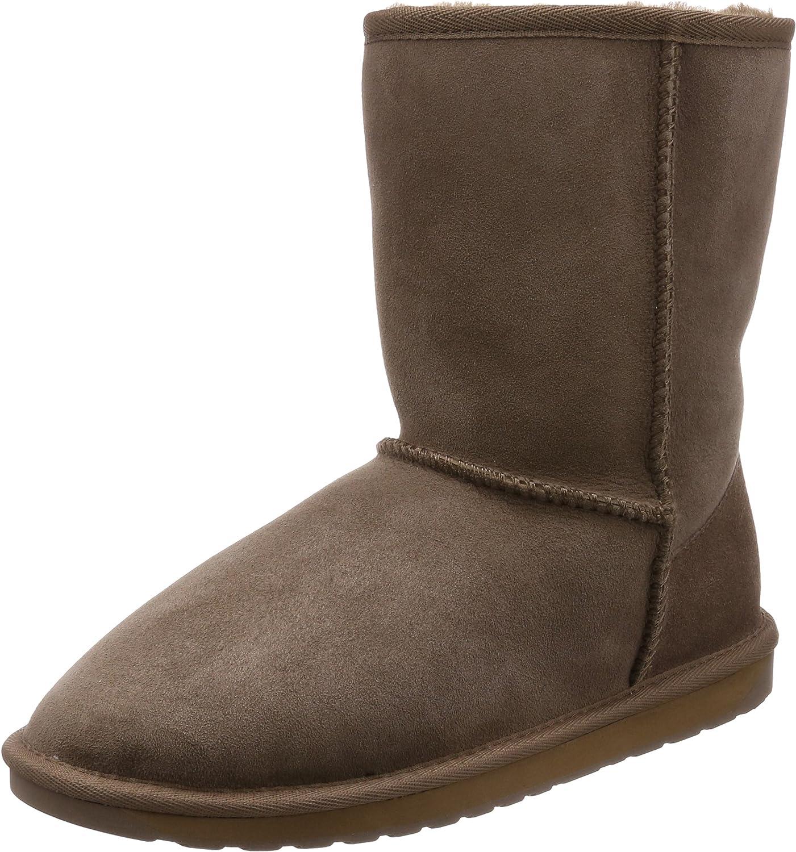 EMU Australia Women's Stinger Water-Resistant Boot Brown