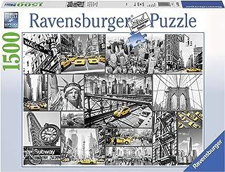 Ravensburger New York Cabs