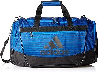 adidas Defender III Duffel Bag, Collegiate Navy Andreas/Black/Blue, One Size