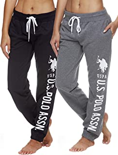 Essentials Womens Sweatpants Joggers French Terry Sleep...