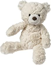 Mary Meyer Putty Bear Small Teddy Bear Soft Toy, Cream