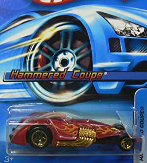 Hot Wheels Hammered Coupe, Pink, 2006, 1/64.
