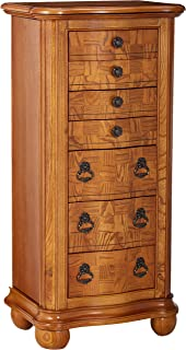 Powell Porter Valley Jewelry Armoire