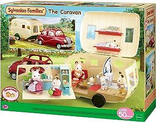 Sylvanian Families The Caravan,Playset