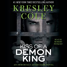 Kiss of a Demon King: Immortals After Dark, Book 7