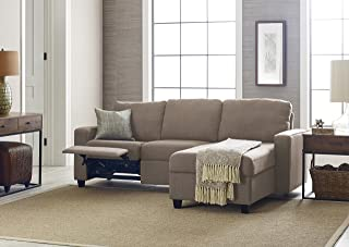Amazon.com: Ivory - Sofas & Couches / Living Room Furniture ...