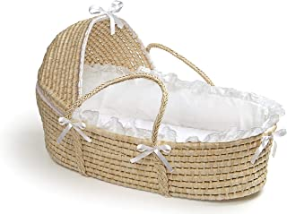 moses basket padding bumper