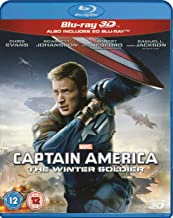 Captain America: The Winter Soldier (3D Blu-ray + Blu-ray)