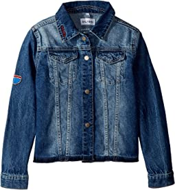 DL1961 Kids Manning Embroidered Jean Jacket (Toddler/Little Kids)