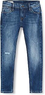 Pepe Jeans Nickels Jeans, Azul (Medium Used 000), 2 años (Talla del Fabricante: 2Y/92) para Niños