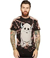 Depressed Monsters - Yerman Reverse Tie-Dye Splatter Premium Tee