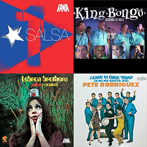 Fast Salsa by Tito Puente, Bobby Cruz, Pete Rodriguez, King