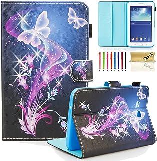 Dteck Case for Samsung Galaxy Tab 3 Lite (SM-T110 /SM-T111) & Tab E Lite 2016 (SM-T113) & Tab 3 2013 (SM-T210 /GT-P3200) T...