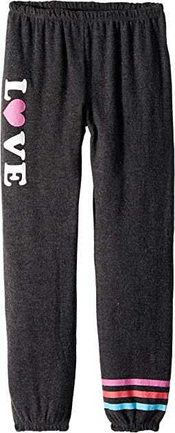 Chaser Kids - Soft Love Knit Love Sweatpants (Big Kids)