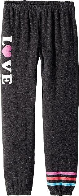 Soft Love Knit Love Sweatpants (Big Kids)