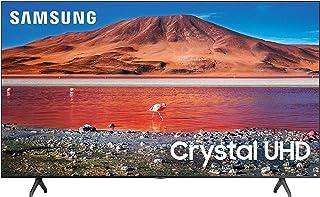 Samsung 58 Inch TU7000 Crystal UHD 4K Flat Smart TV (2020)