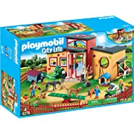 Playmobil Tiny Paws Pet Hotel Multicolor