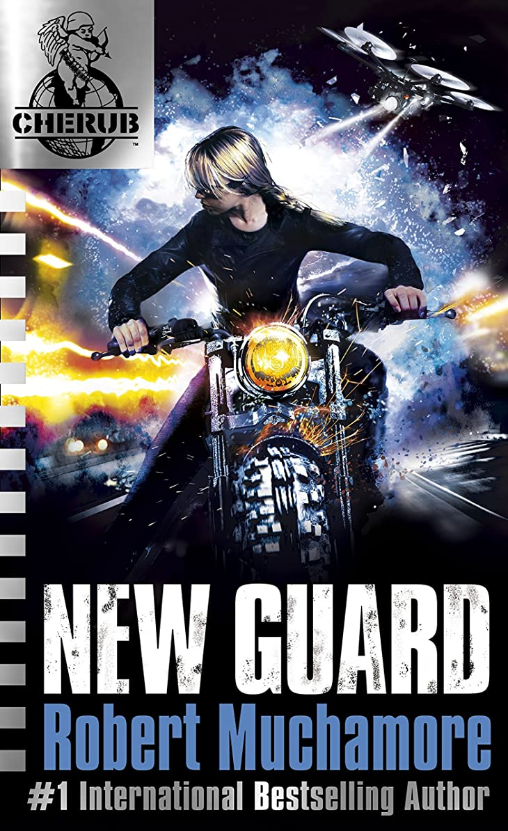 鳩まだエクスタシーNew Guard: Book 17 (CHERUB) (English Edition)