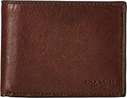 COACH - Sport Calf Slim Billfold ID Wallet