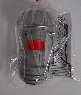 Multi-Scale Powder Baffle for MEC Shotshell Reloaders