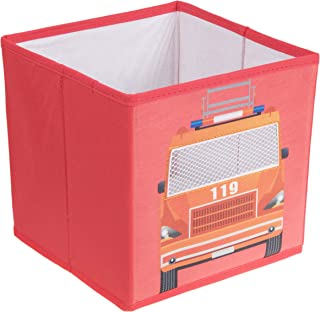 Perfect Size Toy Chest for Organizing Books Kid Clothes Clever Creations Kids Cushion Top Bee Collapsible Toy Storage Organizer Toy Box Folding Storage Ottoman for Kids Bedroom Toys