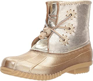 aa2ad5789a8a Amazon.com: Gold - Rain Boots / Outdoor: Clothing, Shoes & Jewelry