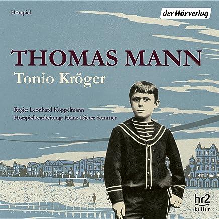 Amazoncom Tonio Kröger Audible Audio Edition Thomas