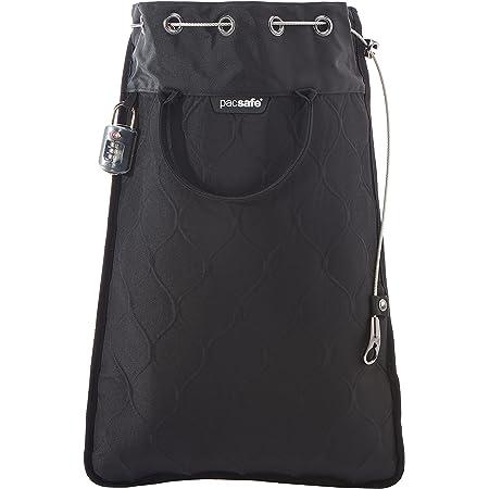 PacSafe Travelsafe 12L GII portable safe Umhängetasche, 52 cm, 12 liters, Schwarz (Black 100)