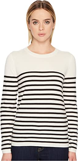 Kate Spade New York - Heart Patch Sweater