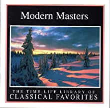 Modern Masters The Time-Life Library of Classical Favorites CD