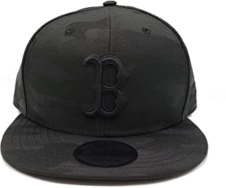 black boston hat