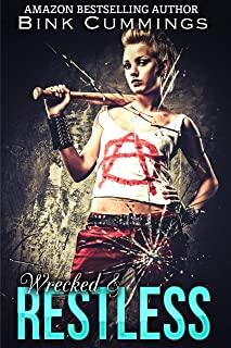 Wrecked & Restless (Sacred Sinners MC - Texas Chapter Book 4)