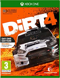 Dirt 4 Day One Edition Xbox One Game