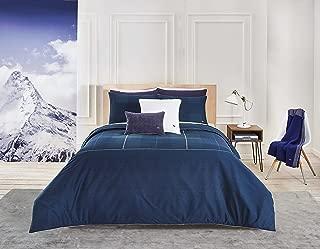 Lacoste Chantaco Comforter Set, King, Moss