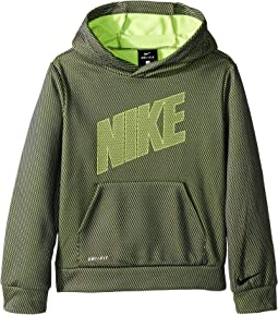Mesh Face Therma Pullover Hoodie (Toddler)