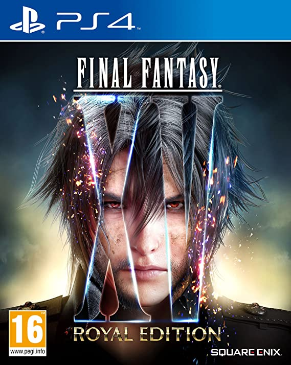 Final Fantasy XV, Royal Edition PS4