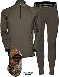 HECS Wildlife High Performance Base Layer - As Seen On Face The Beast