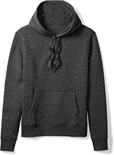 Men's Hooded Long-Sleeve Fleece Sweatshirt