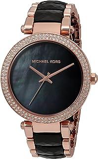 Michal Kors Women's Parker Rose Gold-Tone Watch MK6414