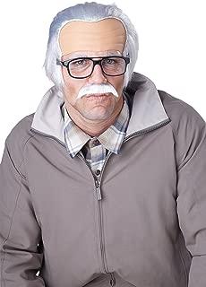 California Costumes Men's Rude Grandpa Wig