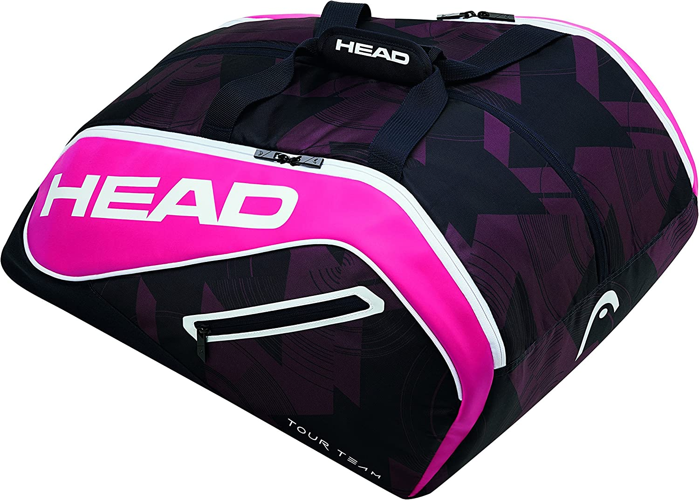 Head Tour Team Padel Moostercom Paletero, Unisex Adulto, Marino/Rosa, Talla Única: Amazon.es: Deportes y aire libre