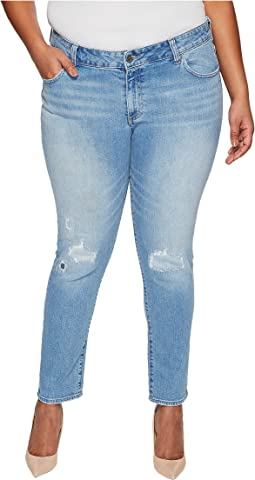 9a95a69e8cb29 Jag jeans plus size plus size sophie mid rise straight jeans in ...