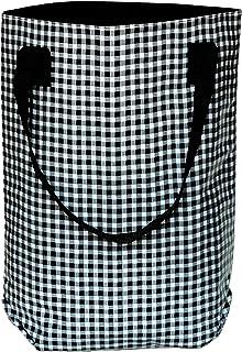 Ikuri - Bolso bandolera, bolso shopper mujer multicolor estampado, resistente al agua, impermeable, de hule, artesanal, mo...