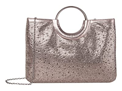 Jessica McClintock Sonia (Pewter) Handbags