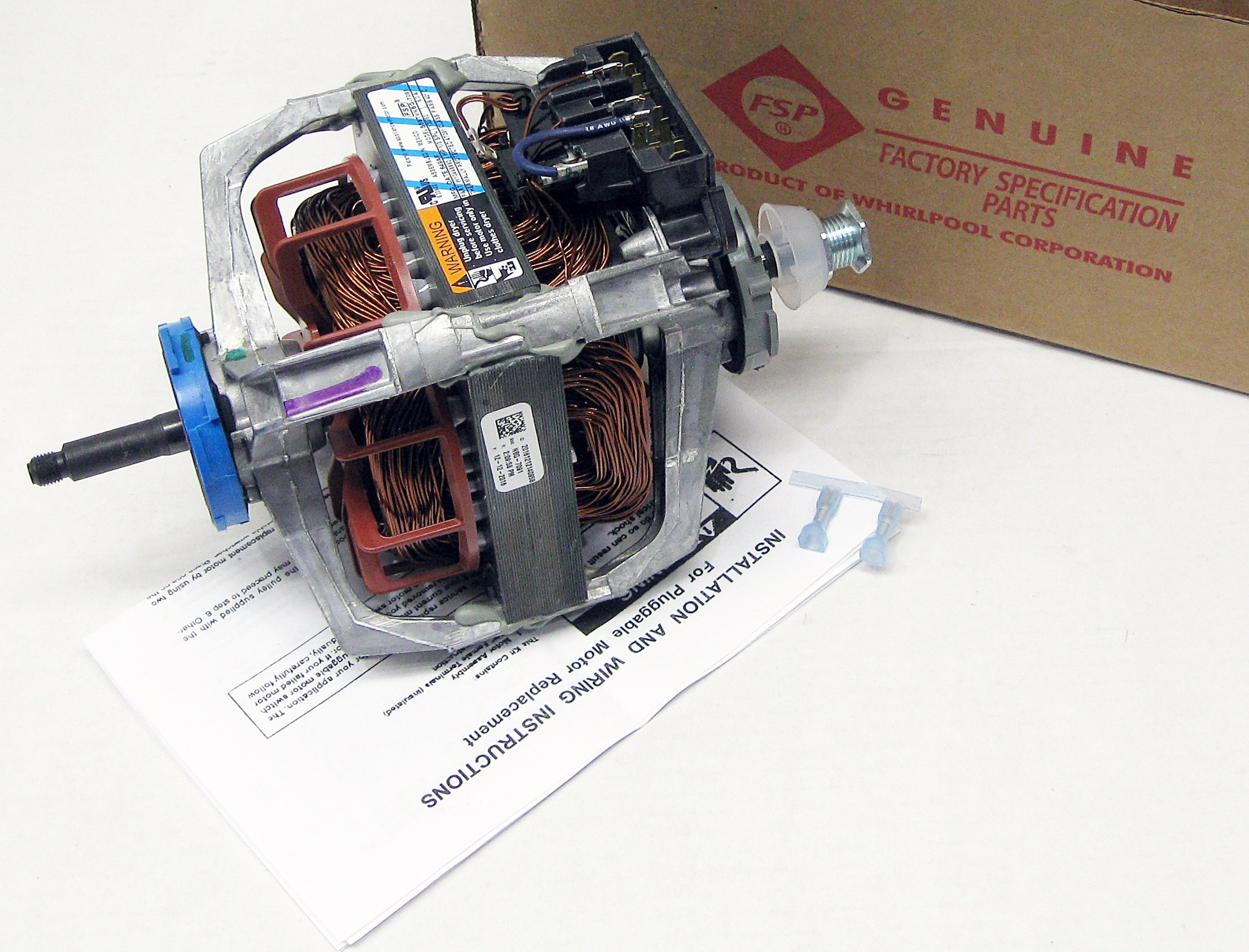 whirlpool dryer motor parts amazon comnew replacement part dryer drive motor for whirlpool, sears, kenmore part 8066206