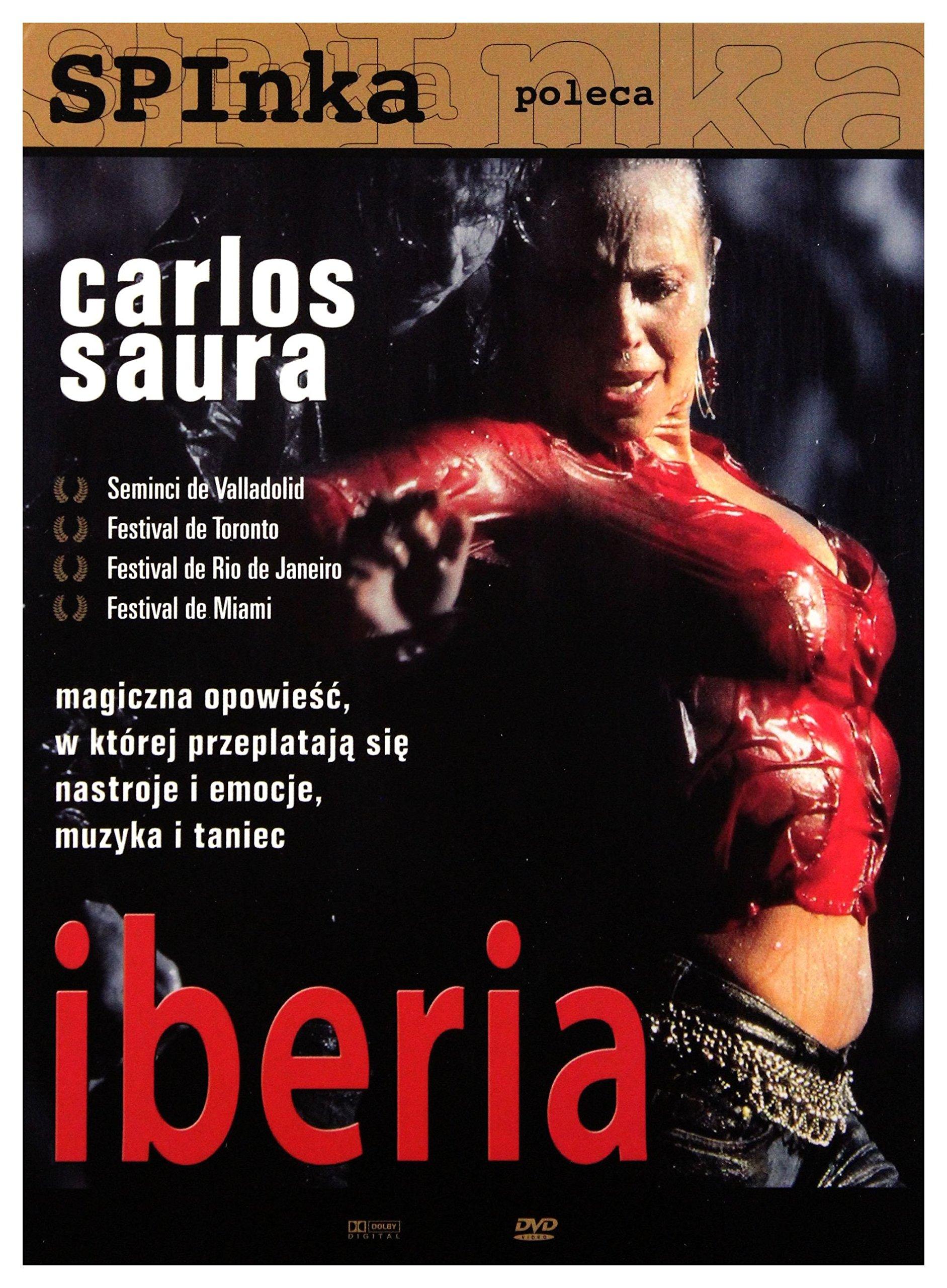 iberia registi carlos saura [Italia] [DVD]: Amazon.es: vari, vari ...